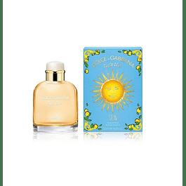 Perfume Light Blue Sun Hombre Edt 125 ml