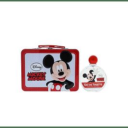 Perfume Mickey Mouse Niño Edt 100 ml / Metalic Box (8158)  Estuche