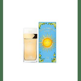 Perfume Light Blue Sun Mujer Edt 100 ml