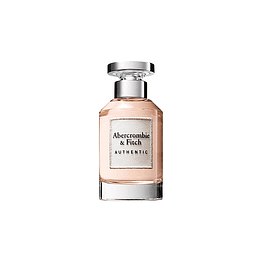 Perfume Abercrombie Authentic Mujer Edp 100 ml Tester