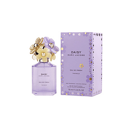 PERFUME DAISY EAU SO FRESH TWINKLE MARC JACOBS DAMA EDT 75 ML