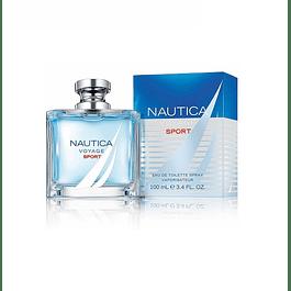 PERFUME NAUTICA VOYAGE SPORT HOMBRE EDT 100 ML
