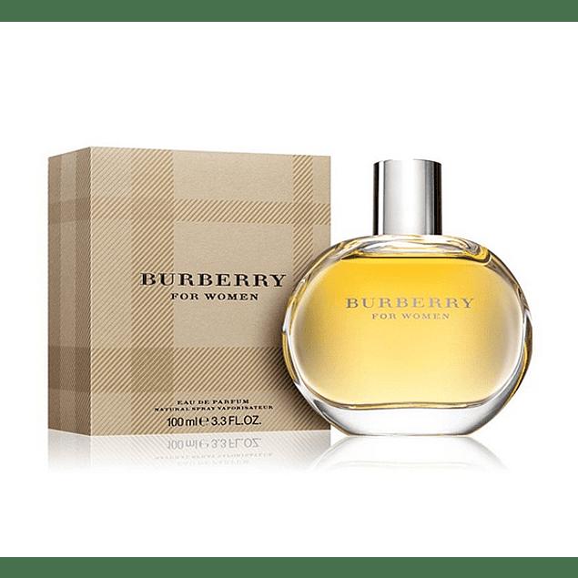 Perfume Burberry Mujer Edp 100 ml