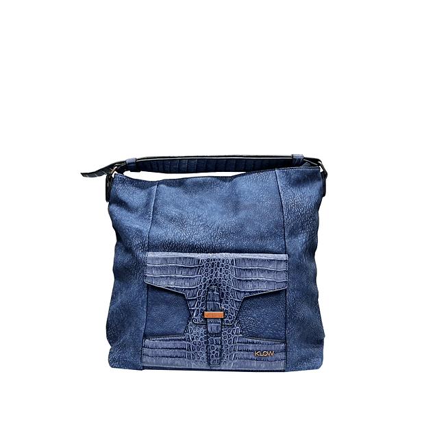Klow Cartera Azul 00289AZUL