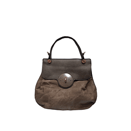 Klow Cartera Taupe Oscuro 00199TAUPE
