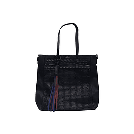 Klow Cartera Shopping Black 00703BLACK