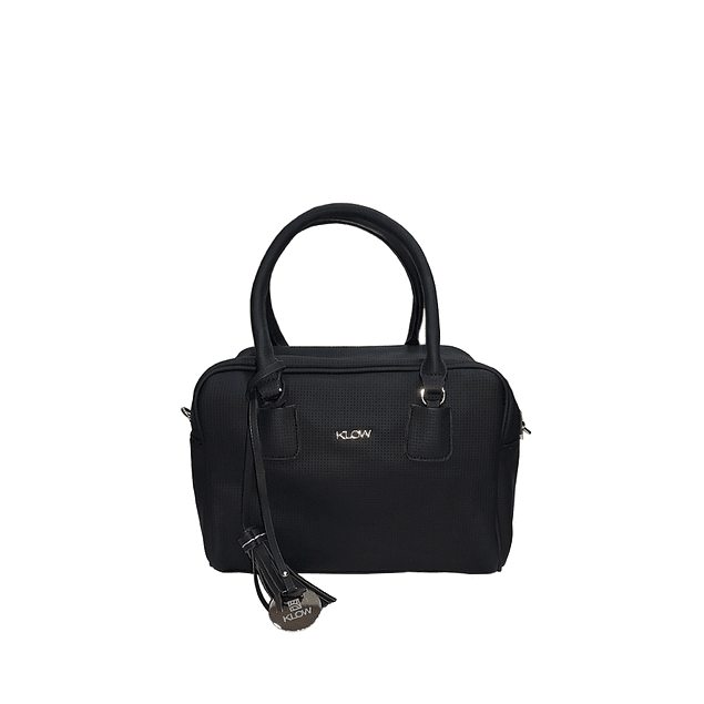 Klow Cartera Tipo Baul Black Mix 00647BLACK