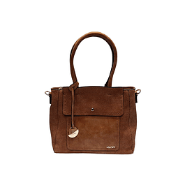 Klow Cartera Tipo Bandolera Light Brown 00665BROWN