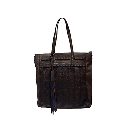 Klow Cartera Shopping Café 00703BROWN