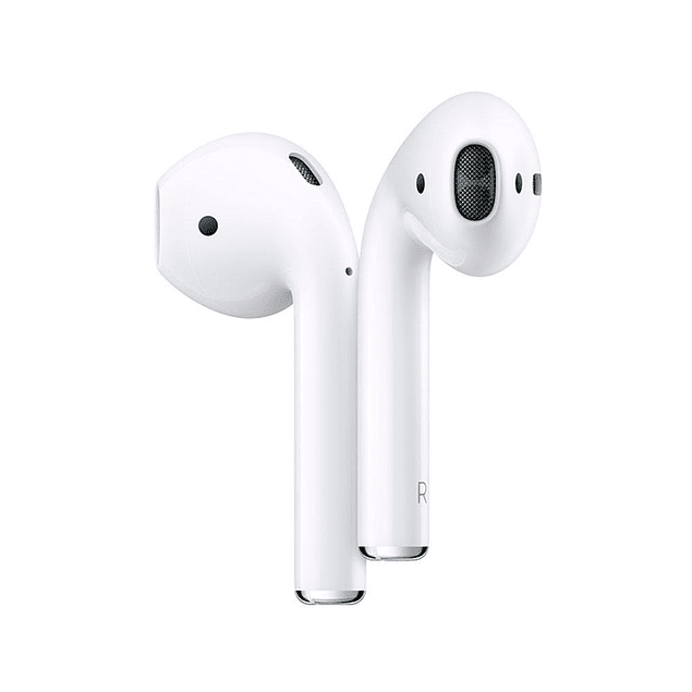 AUDÍFONOS BLUETOOTH APPLE AIRPODS CON ESTUCHE DE CARGA INALÁMBRICA