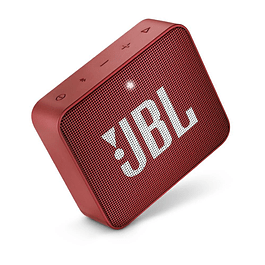 PARLANTE BLUETOOTH JBL GO 2 ROJO