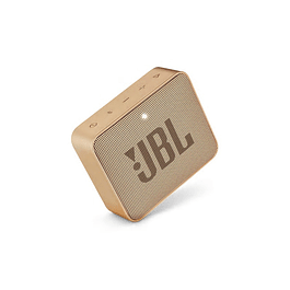 PARLANTE BLUETOOTH JBL GO 2 CHAMPAGNE