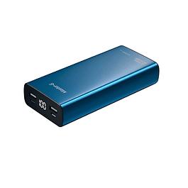 MASTER G CARGADOR USB, 20.000PD, AZUL