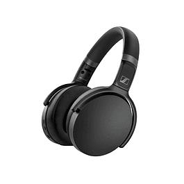 AUDIFONOS SENNHEISER HD 450 OVER EAR BLUETOOTH NC NEGRO