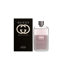Perfume Gucci Guilty Eau Hombre Edt 90 ml