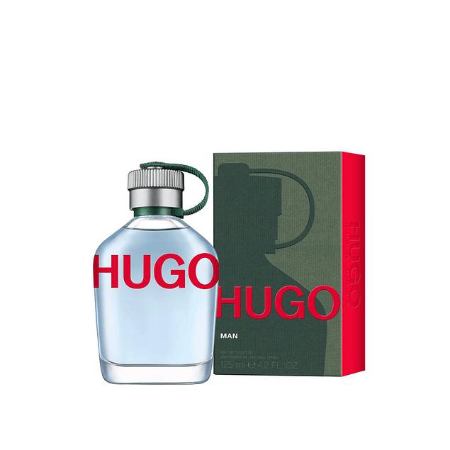 PERFUME HUGO (CANTIMPLORA) HOMBRE EDT 125 ML