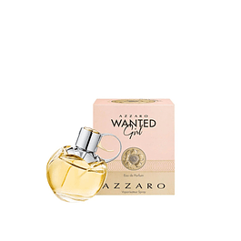 PERFUME AZZARO WANTED DAMA EDP 80 ML