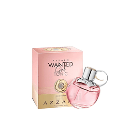 PERFUME AZZARO WANTED TONIC DAMA EDT 80 ML
