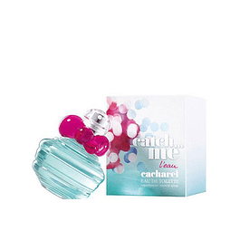 PERFUME CATCH ME LEAU MUJER EDT 80 ML