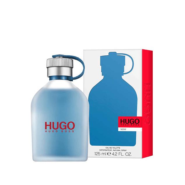 PERFUME HUGO NOW HOMBRE EDT 125 ML