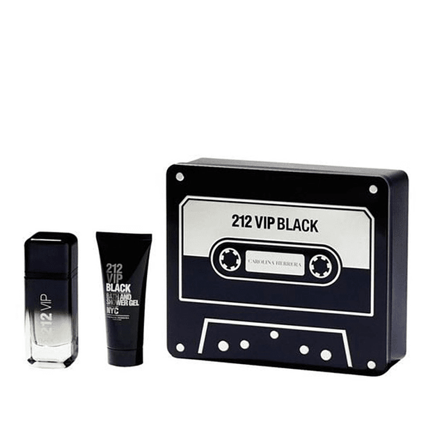 PERFUME 212 VIP BLACK VARON EDP 100 ML ESTUCHE