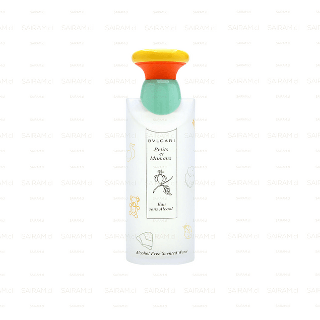 Perfume Bvl Petits & Mamans Dama Edt 100 ml Spray Tester