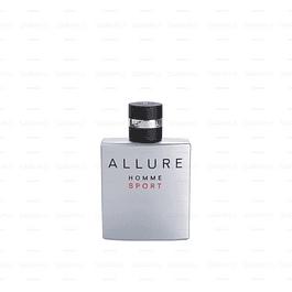 Perfume Allure Sport Chanel Varon Edt 100 ml Tester