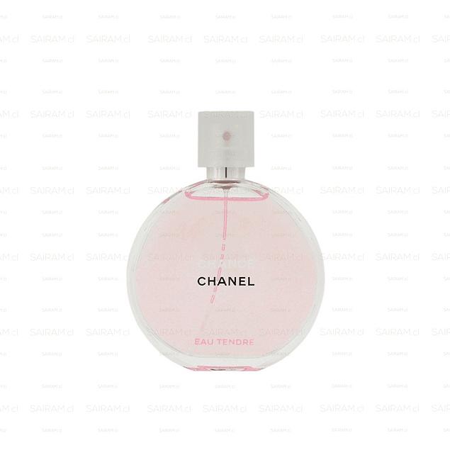 Perfume Chance Eau Tendre Chanel Dama Edt 100 ml Tester