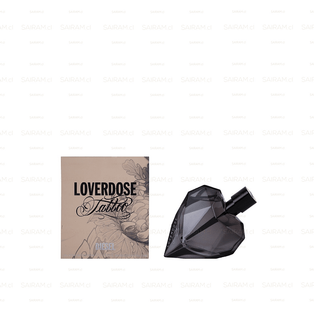 Perfume Loverdose Tatto Mujer Edp 75 ml