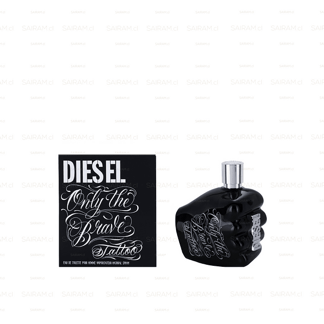 Perfume Only The Brave Tatto Hombre Edt 75 ml