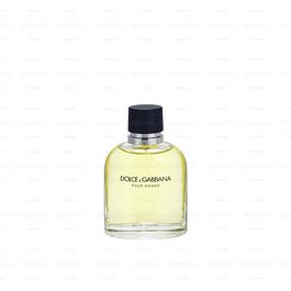 Perfume Dolce Gabbana Pour Homme Varon Edt 125 ml Tester