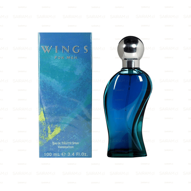 Perfume Wings Hombre Edt 100 ml