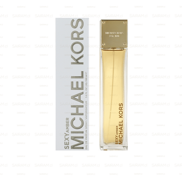 PERFUME SEXY AMBER MICHAEL KORS DAMA EDP 100 ML