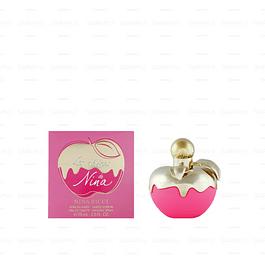 Perfume Nina Les Delices Dama Edt 75 ml
