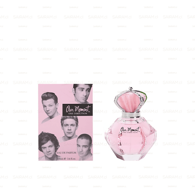 Perfume Our Moment Mujer Edp 100 ml