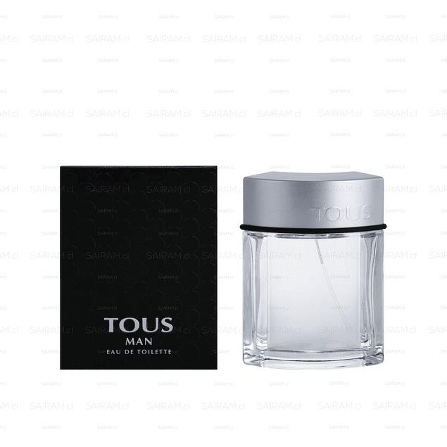 Perfume Tous Man Hombre Edt 100 ml