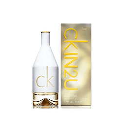 Perfume Ck In 2 U Dama Edt 50 ml