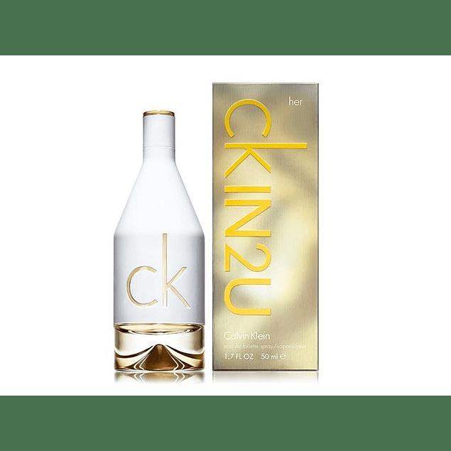 Perfume Ck In 2 U Mujer Edt 50 ml