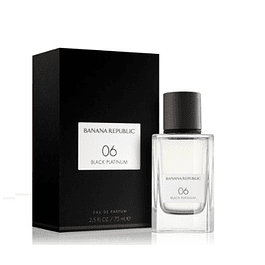 Perfume Banana Republic N 6 Black Platinum Unisex Edp 75 ml