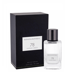 Perfume Banana Republic N 78 Vintage Green Unisex Edp 75 ml