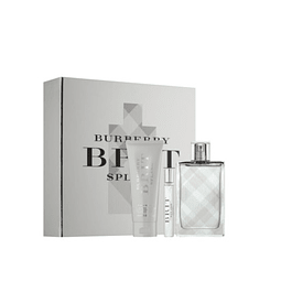 Perfume Brit Splash Varon Edt 100 ml Estuche