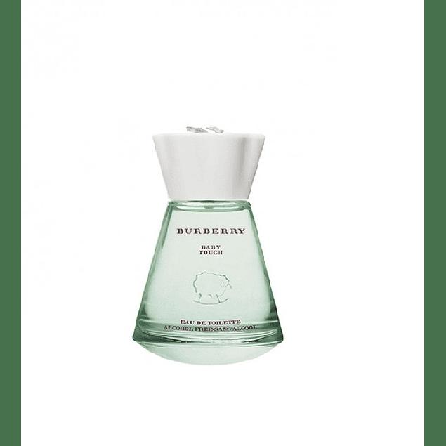 Perfume Burberry Baby Touch Niña Edt 100 ml Tester
