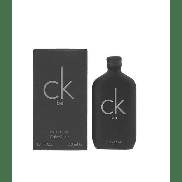 Perfume Ck Be Unisex Edt 50 ml