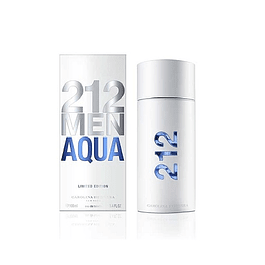 Perfume 212 Aqua Varon Edt 100 ml
