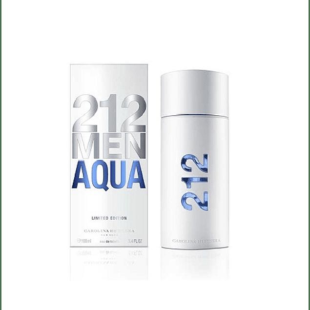Perfume 212 Aqua Varon Edt 100 ml