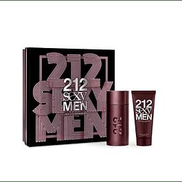 Perfume 212 Sexy Varon Edt 100 ml Estuche