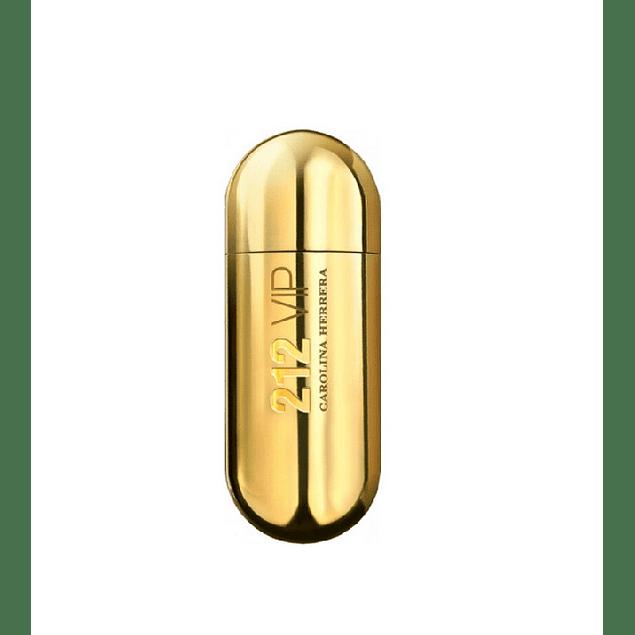 Perfume 212 Vip Dama Edp 80 ml Tester