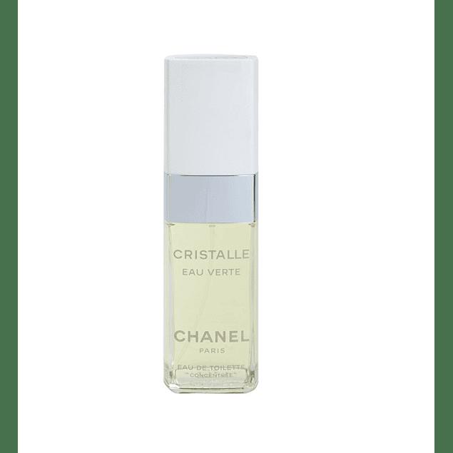 Perfume Chanel Cristalle Eau Verte Dama Edt 100 ml Tester