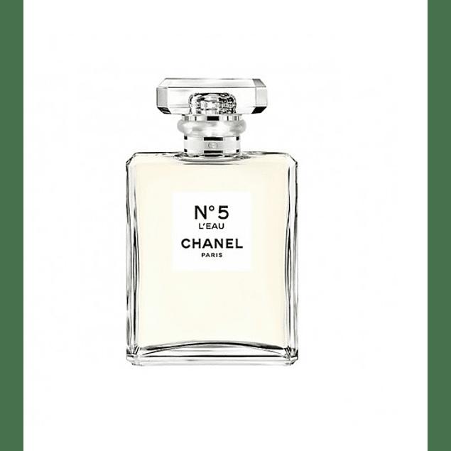 Perfume Chanel N 5 L´Eau Dama Edt 100 ml Tester