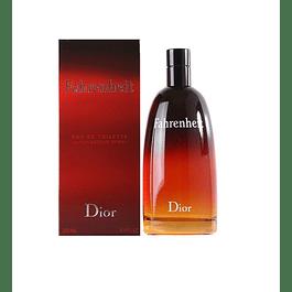 Perfume Fahrenheit Hombre Edt 200 ml